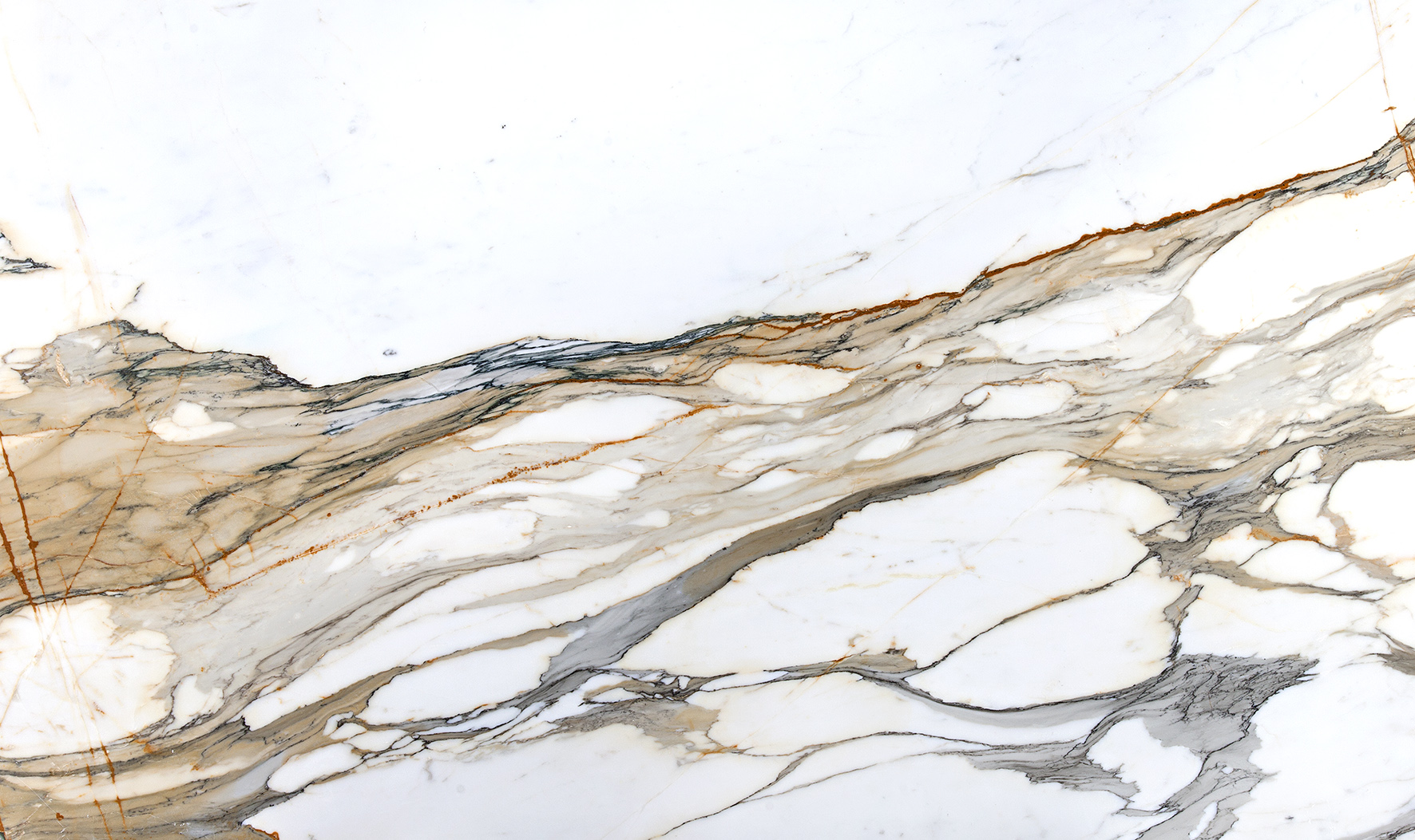 Countertop Material Options Calacatta Borghini Marmi Lastre Blocchi