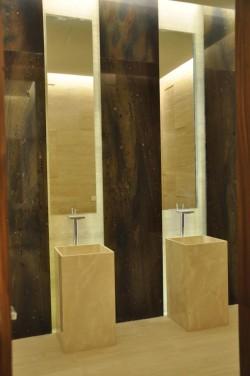 Arredamento interno bagno