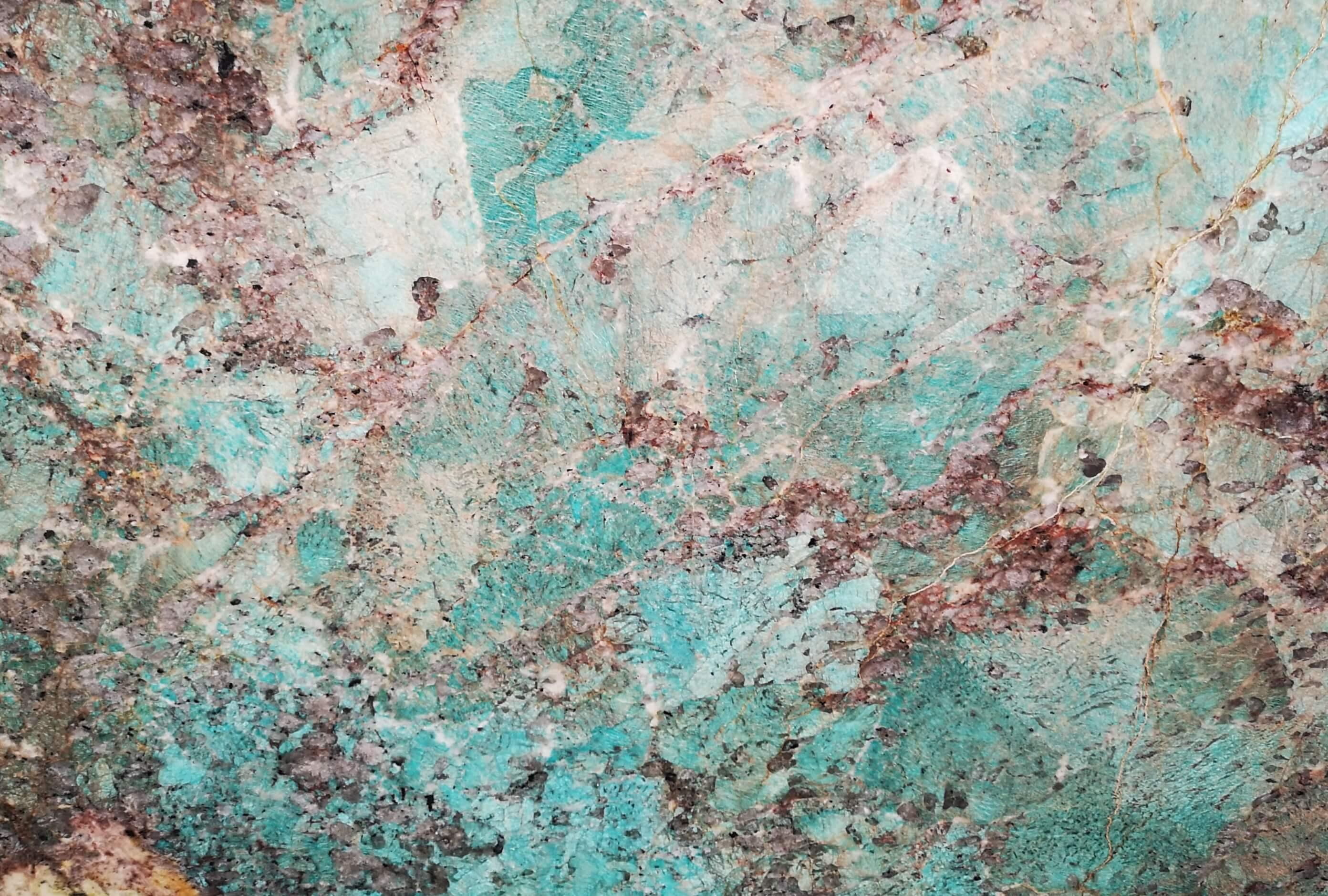Amazzonite – Isola Blue